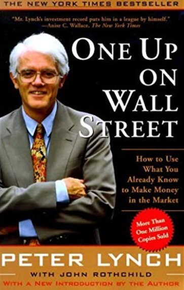 One up on Wall Street was key for me to define my strategy on my stock market journey