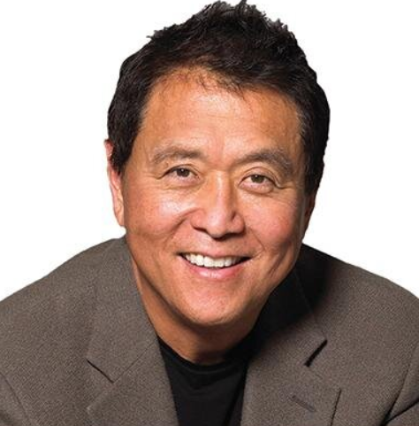 Robert T. Kiyosaki is the author of Rich Dad Poor Dad